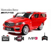 Mercedes-Benz Mercedes ML63 AMG - Rood