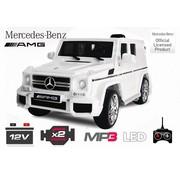 Mercedes-Benz Mercedes G63 AMG kinderauto - Licentie