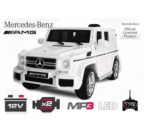 Mercedes-Benz Elektrische kinderauto - Mercedes G63 AMG accu voertuig