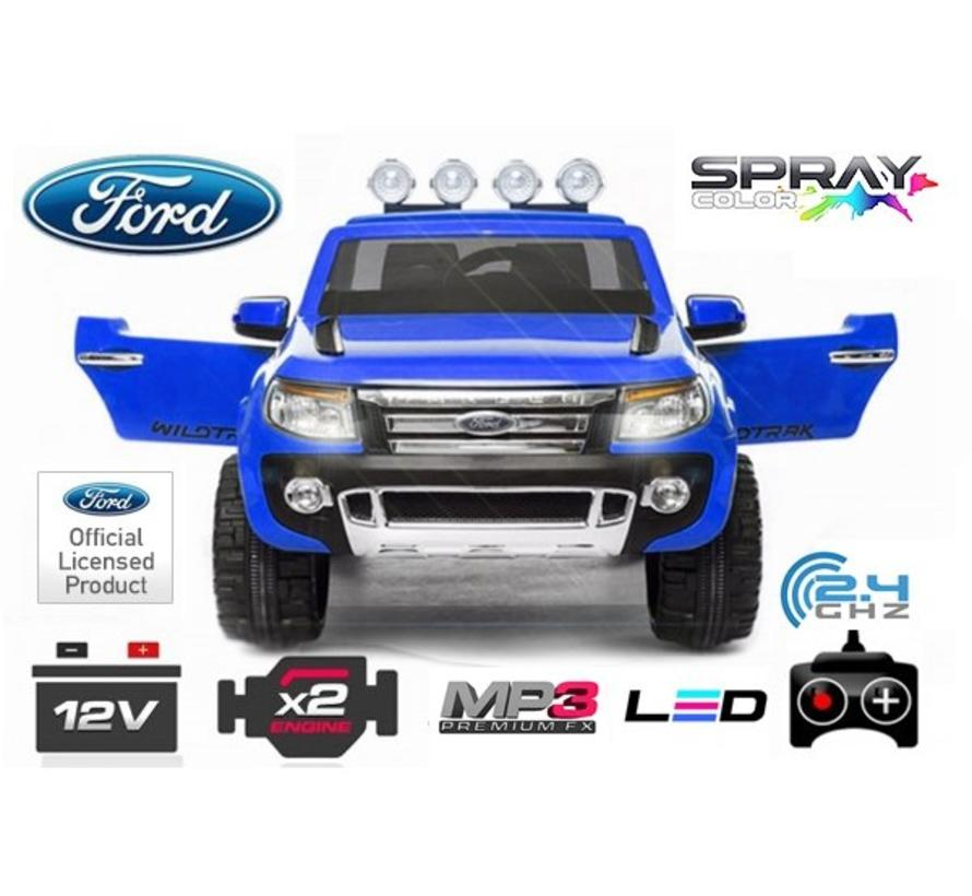 Ford Ranger kinderjeep met SPRAY PAINT