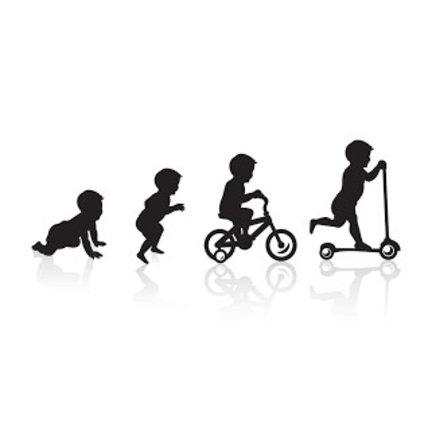 Steps voor kinderen