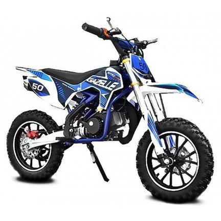 Minicrossers | Pocketbikes | Crossbikes | Dirtbikes | Pitbikes vanaf 49cc of 100% Elektrisch