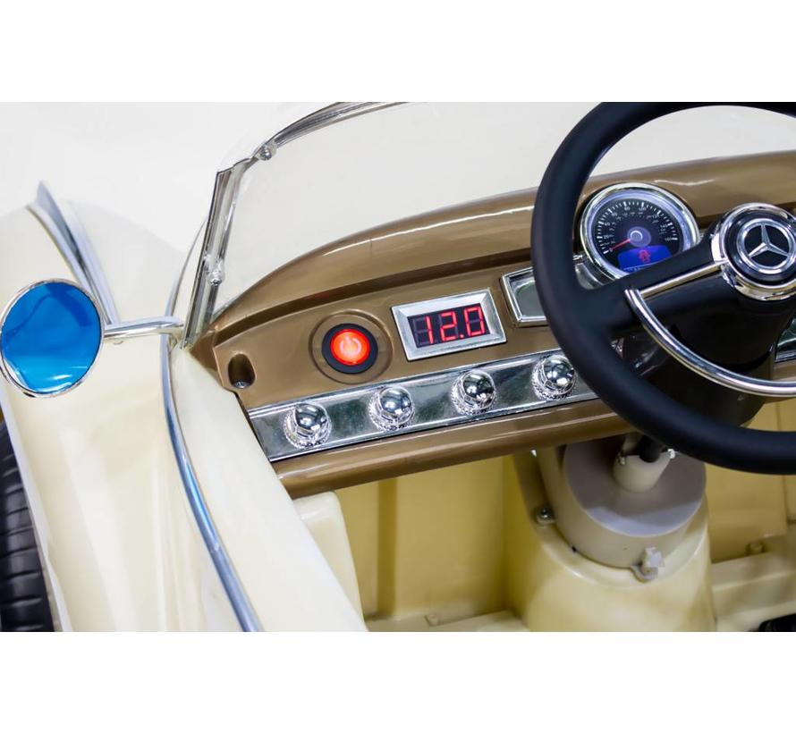 Mercedes 300S elektrische accu auto - In prijs verlaagd!