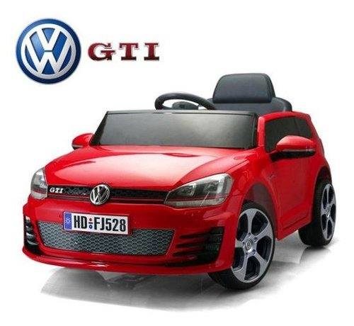 Volkswagen VW Golf 7 GTI elektrische kinderauto met licentie!