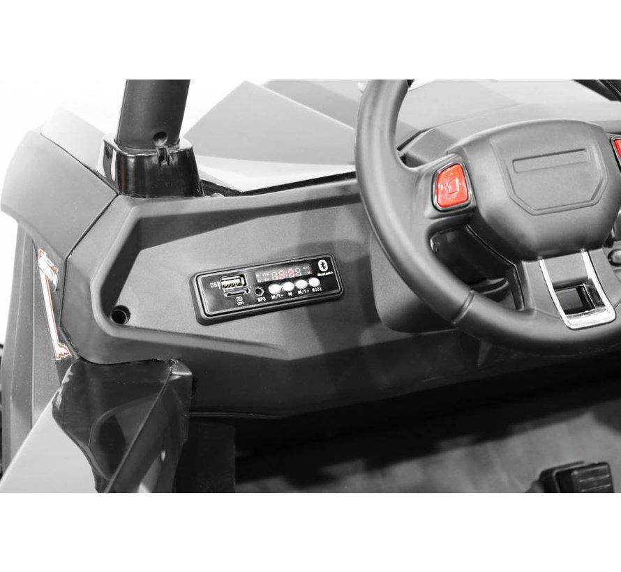 2-persoons kinderauto | 4x4 motoren | 24V accu