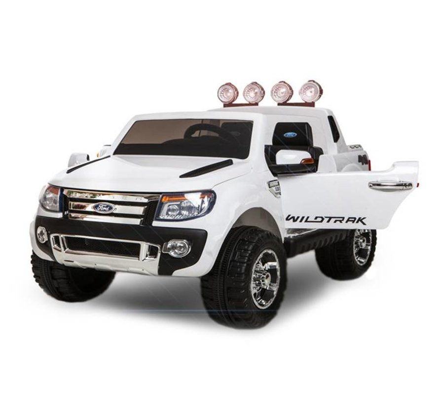2 persoons Ford Ranger kinderjeep