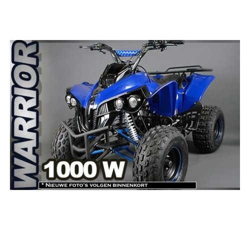 Nitro Motors Elektrische Warrior S | 1000W