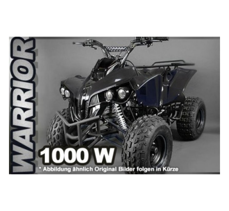 Elektrische Warrior S | 1000W