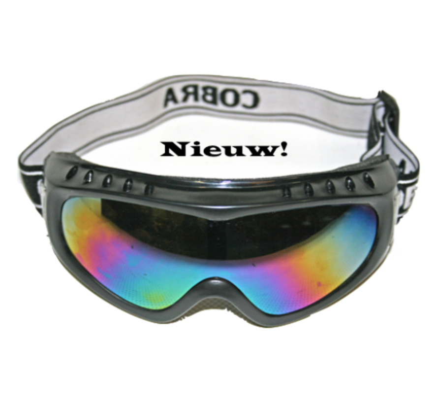 Crossbril voor kinderen met UV-bescherming
