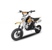 Nitro Motors Storm Dirtbike | E-start | Automaat | 110cc |12inch