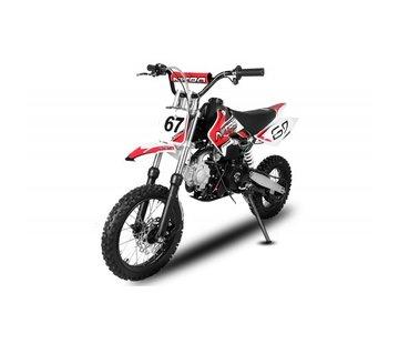 Nitro Motors Storm Dirtbike | E-Start | Automaat | 110cc | 14inch