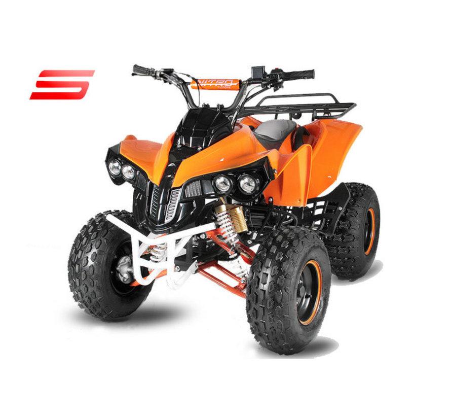 Nitro Motors - Warrior RG8 125cc Quad