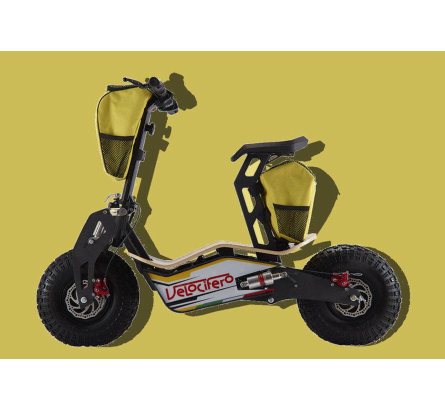 Velocifero MAD 1000W elektrische step - Unieke Design