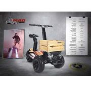 Velocifero Velocifero MAD-TRUCK 1600W Driewieler E-step