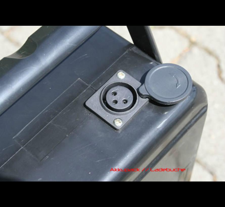 Nitro Motors - Extra accupack voor Eco Bigfoot