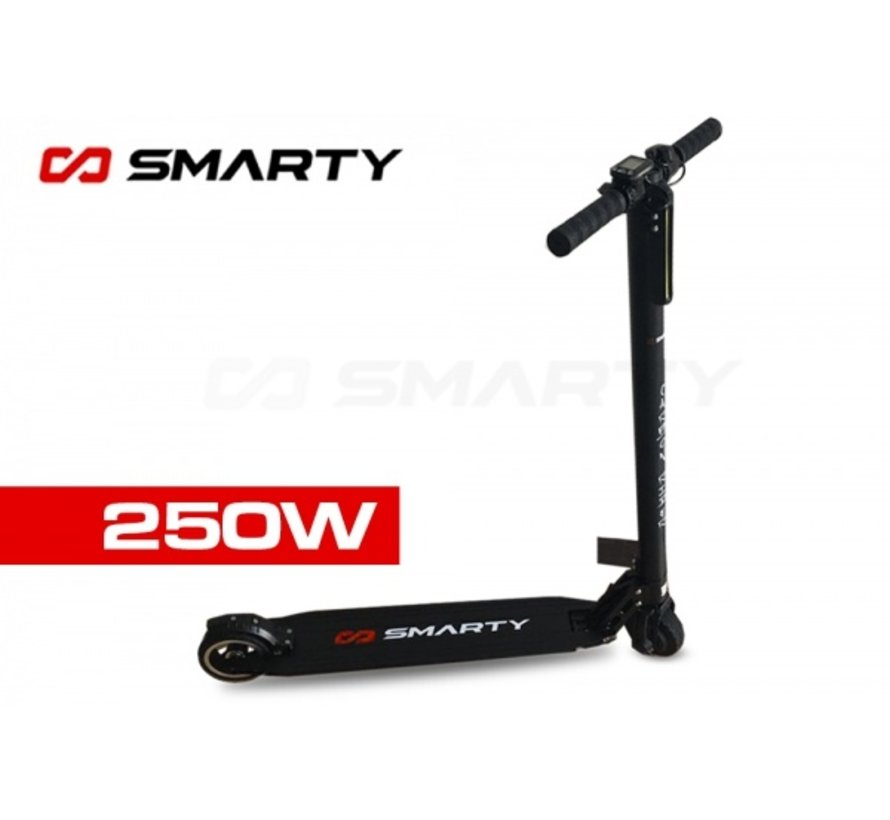 Smarty carbon scooter