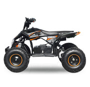 Nitro Motors ECO Madox XXL Deluxe | 6 inch | 1300W | 48V | Quick Change Accupack