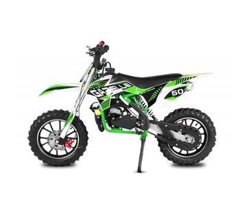 Nitro Motors Gazelle Dirtbike Tuning | Automaat | 49cc