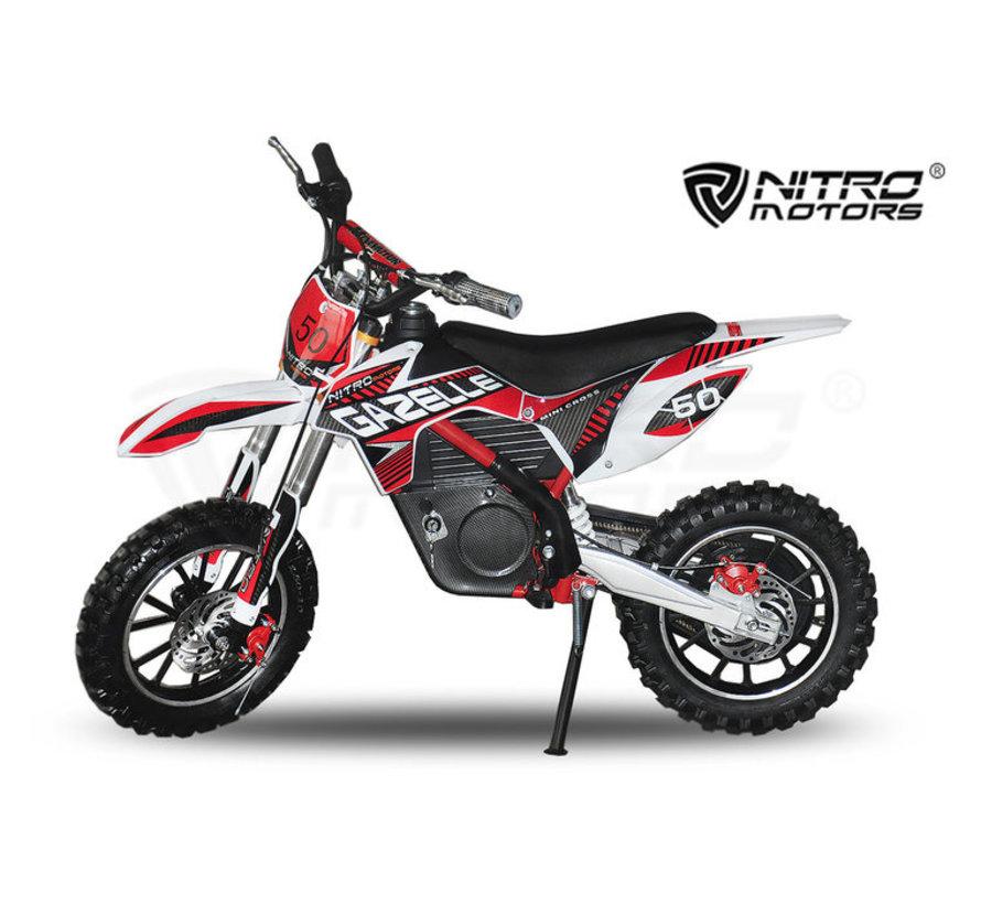 Elektrische Gazelle crossbike 500W