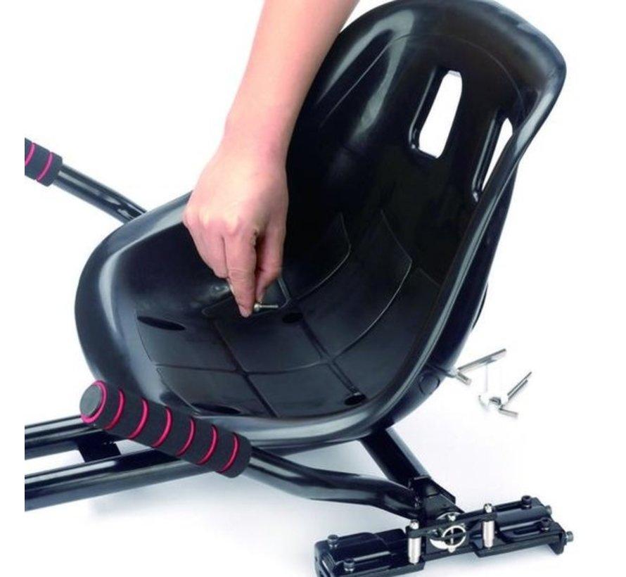 Kuipstoel / zetel nodig voor je hoverkart?