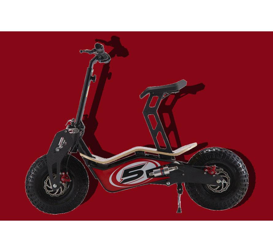Velocifero MAD elektrische step / scooter 2000W
