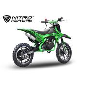 Nitro Motors 49cc Serval Prime Dirtbike