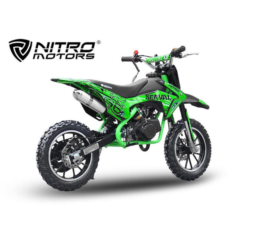 Nitro Motors - Serval Prime Crossbike 49cc