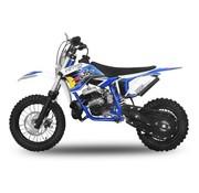 Nitro Motors NRG50 Dirtbike | 12/10 inch' | 50cc | 9PK!