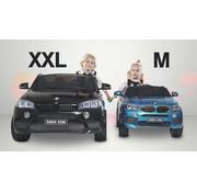 BMW BMW X6M XXL 2-persoons | Spraypaint