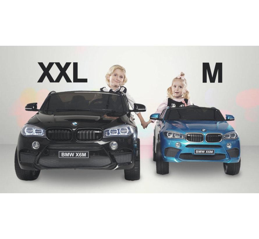 BMW X6M Elektrische kinderauto 2-persoons