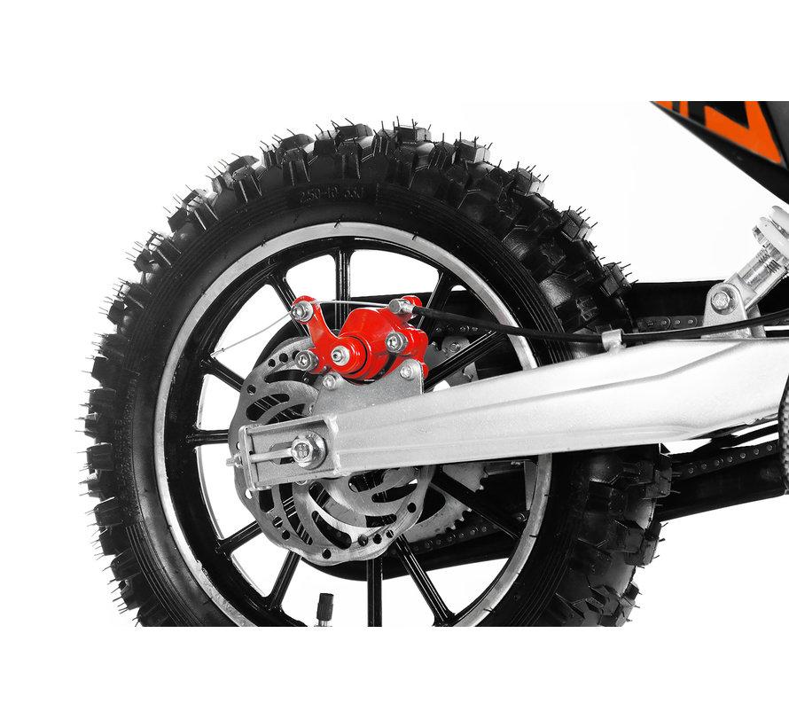 Gepard Crossbike met Tuning carburateur en koppeling