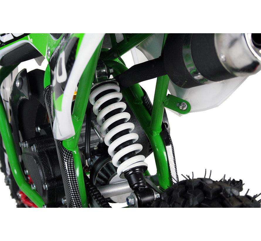Gazelle Dirtbike   E-Start   Automaat   49cc