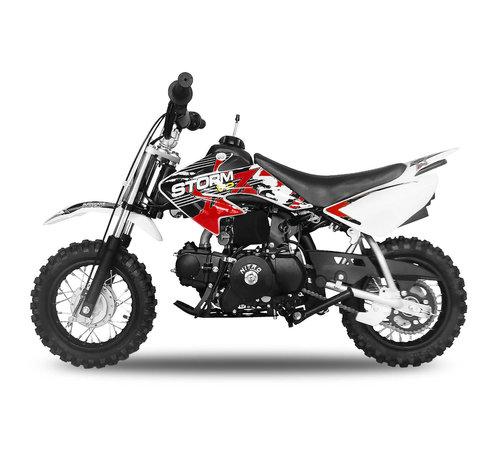 Nitro Motors Storm Dirtbike 90cc automaat met elektrische starter