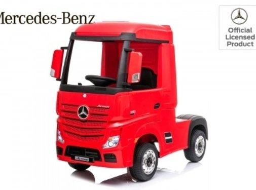 Mercedes-Benz Mercedes Actros Truck 4x4 2-persoons