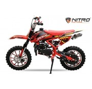 Nitro Motors Jackal Dirtbike | Automaat | 49cc