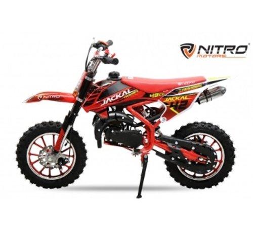 Nitro Motors Jackal minicrosser voor kinderen
