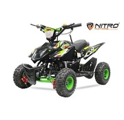 Nitro Motors JUMPY Miniquad | 49cc | 4 inch