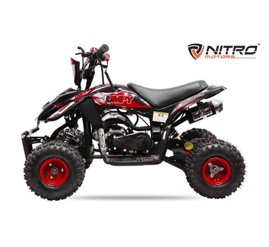 Nitro Motors - Jumpy Miniquad 49cc 2-takt