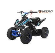 Nitro Motors Python Miniquad | 49cc | 6 inch