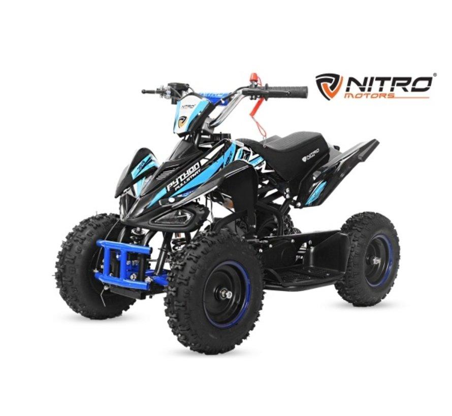 Nitro Motor - Python kinderquad 49cc - 6 inch