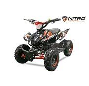 Nitro Motors JUMPY Miniquad | 6 inch