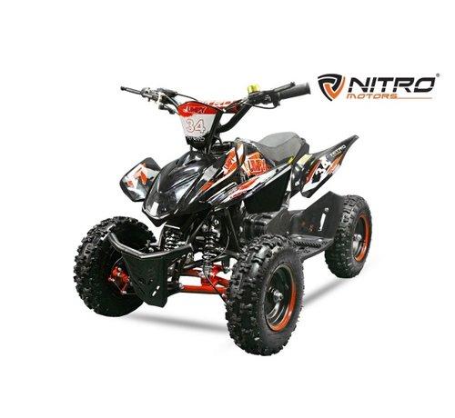 Nitro Motors Jumpy miniquad voor kinderen vanaf ca. 3 jaar