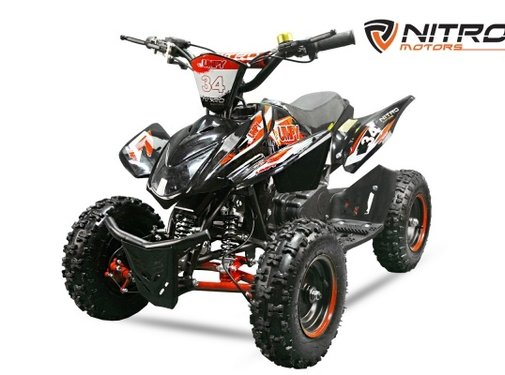 Nitro Motors JUMPY Miniquad | 6 inch
