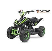 Nitro Motors Python miniquad | 49cc | E-start | 6 inch