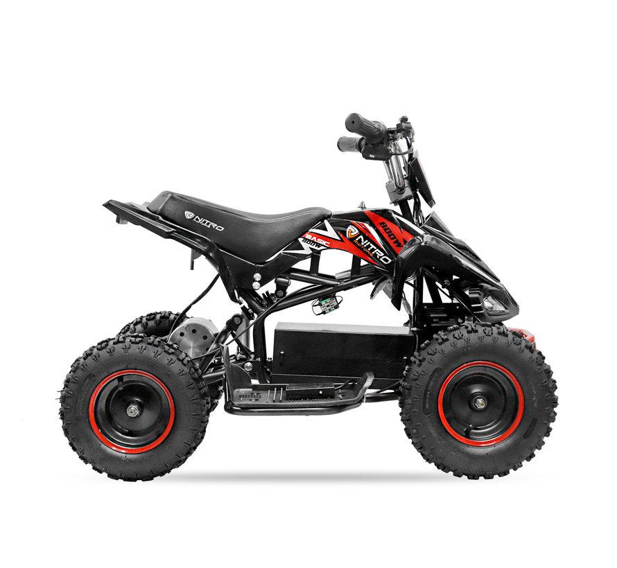 Elektrische Python kinderquad  800W 36V- Nitro Motors
