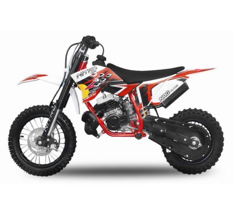 NRG50 Racing Edition 12/10 inch