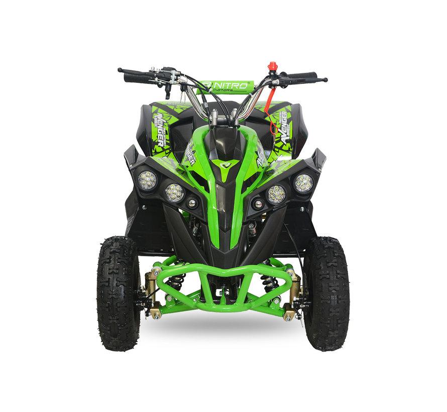 Avenger miniquad 49cc 2-takt