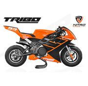Nitro Motors TRIBO Pocketbike 49cc