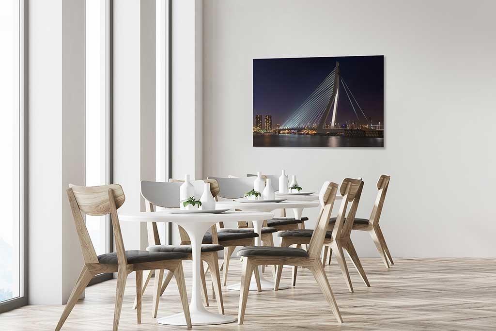 Rotterdam Erasmus Bridge-4