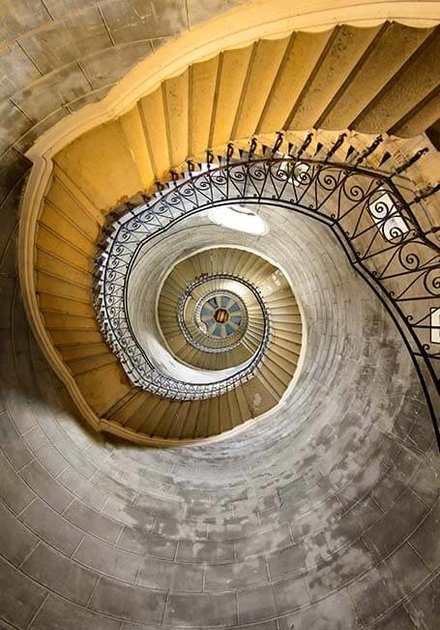 Tower stairs